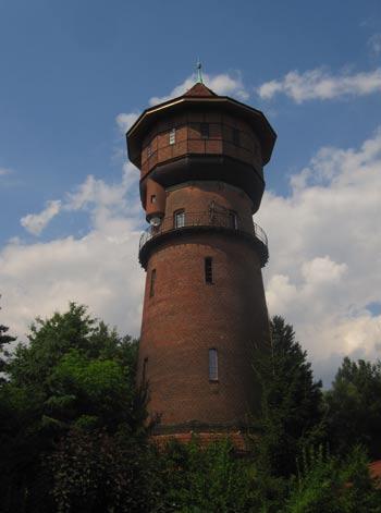 Wasserturm Eichwalde